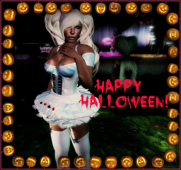 Alice Halloween!