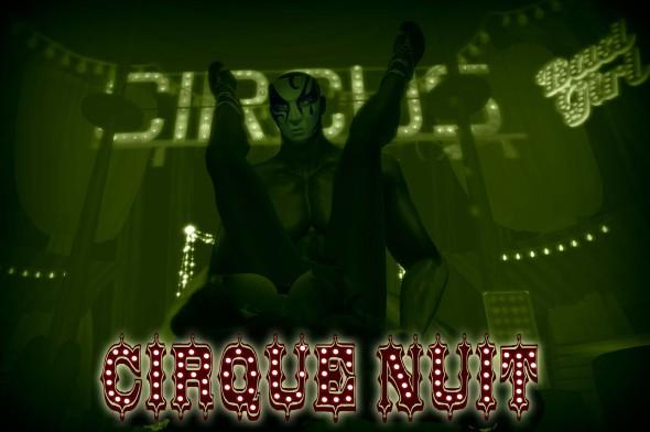 Cirque Noir Poster 2