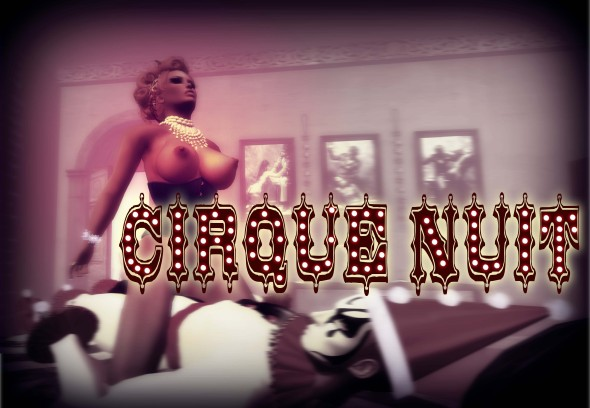 Cirque Noir Poster 4