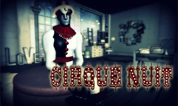 Cirque Noir poster 6