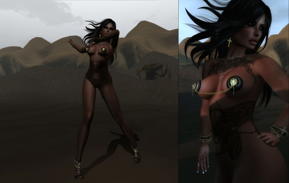 Desert dancer 1