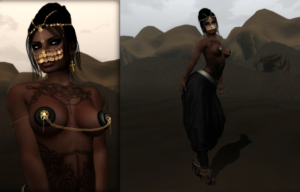 Desert Dancer 2